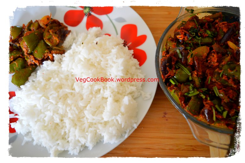 bell pepper sesame curry