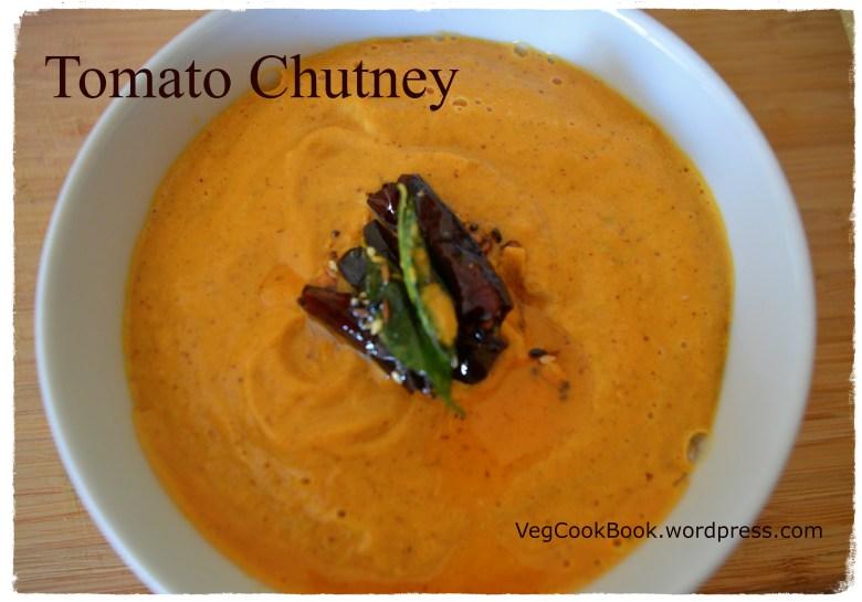 tomato chutney dip
