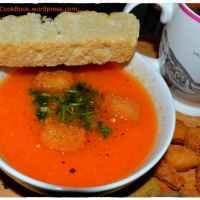 Tomato-Carrot Soup