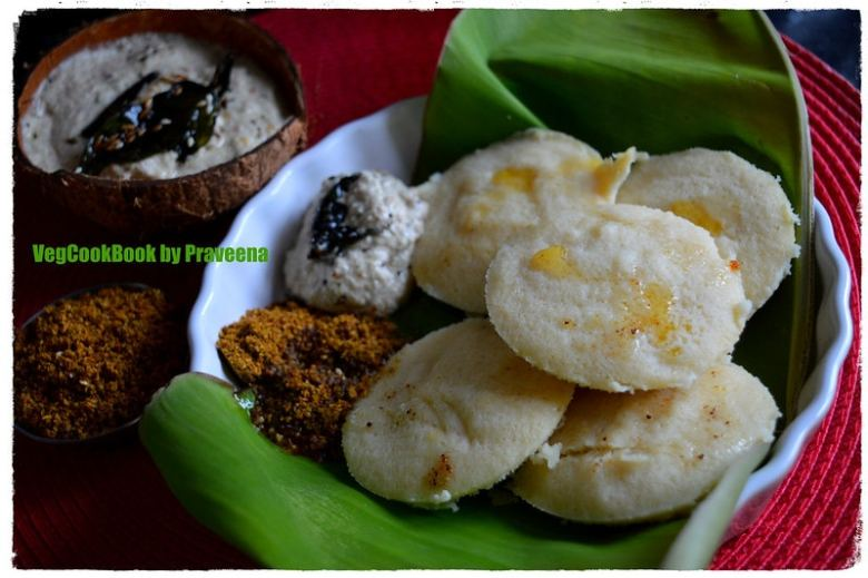 yellow moong dal idli