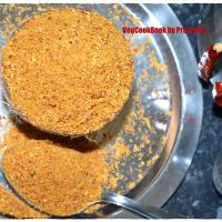 Fresh Coconut Chutney Powder (Oil Free)