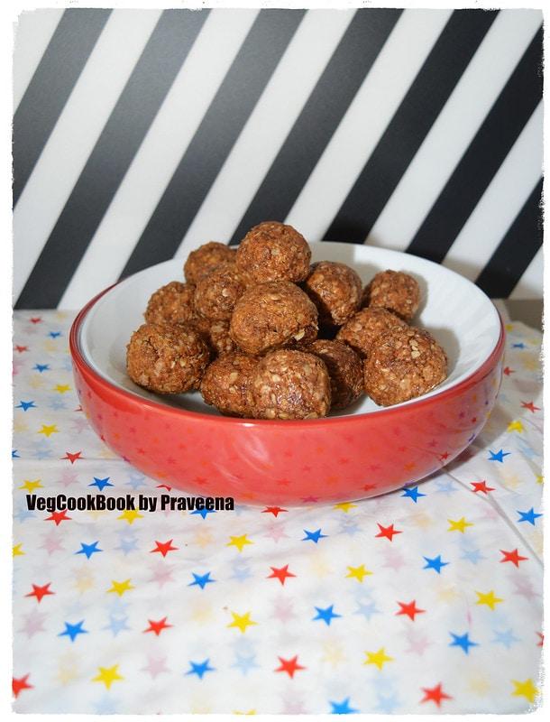 peanut butter energy balls (instant)