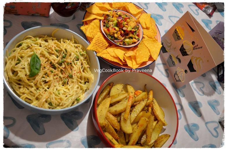 party / dinner platter
