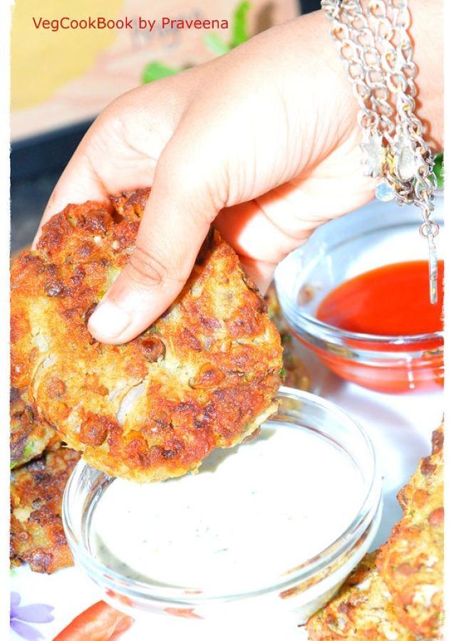 Chickpea Burger Patties (Air Fryer & Stove top)
