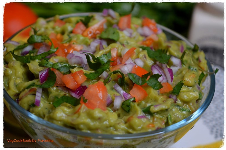 guacamole plant based oil free dip