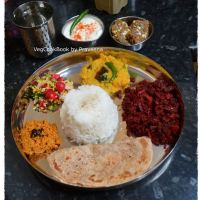 Bhojanam/Thali/Platter # 4