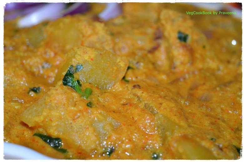 Indian aloo / potato korma (instant pot / stove top)