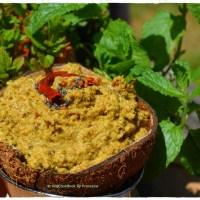 Mint-Coconut Chutney / Pudina-Kobbari Pachchadi