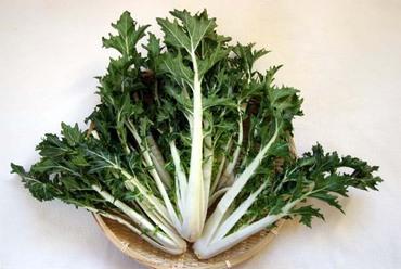 京菜の東西: クサマヒサコの野菜ノート