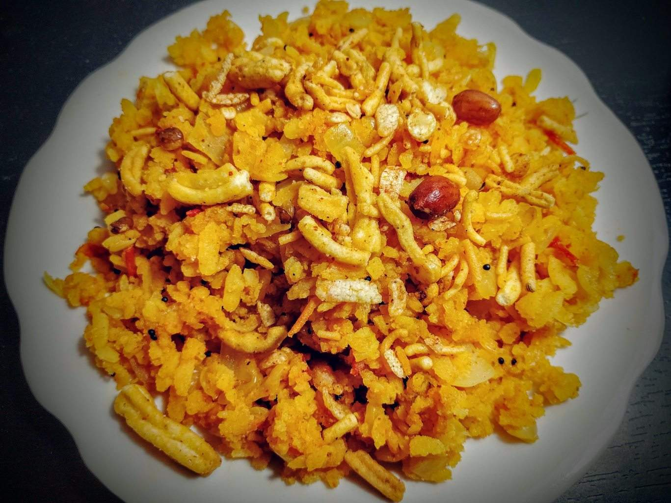 Poha Recipe Instructions