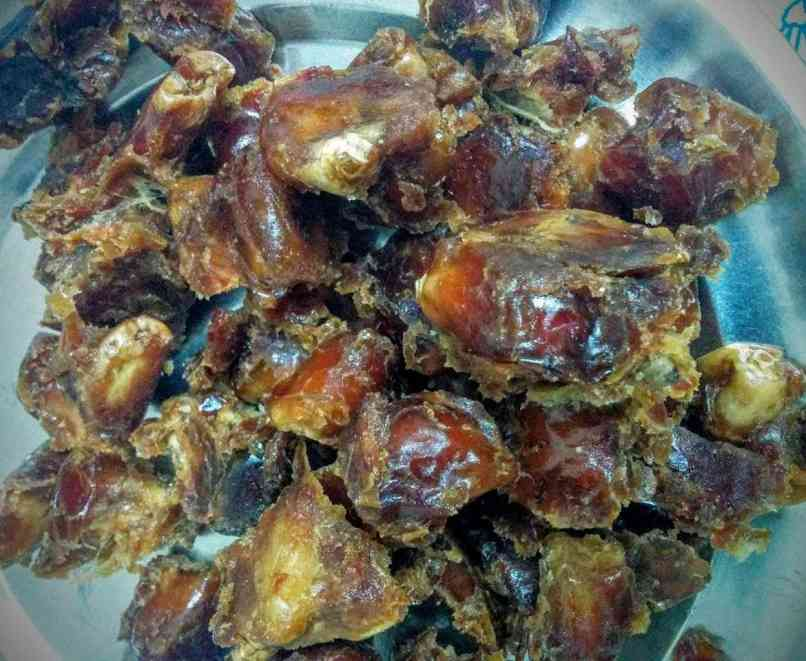 Dates Pickle | Khajur Ka Achar Recipe Instructions