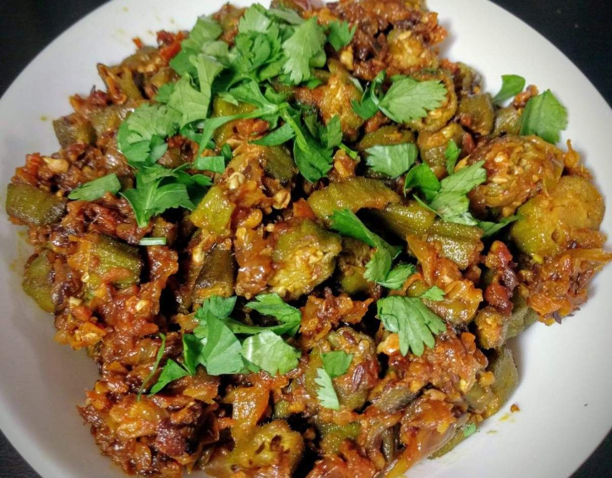 Bhindi Masala (Dry) Recipe