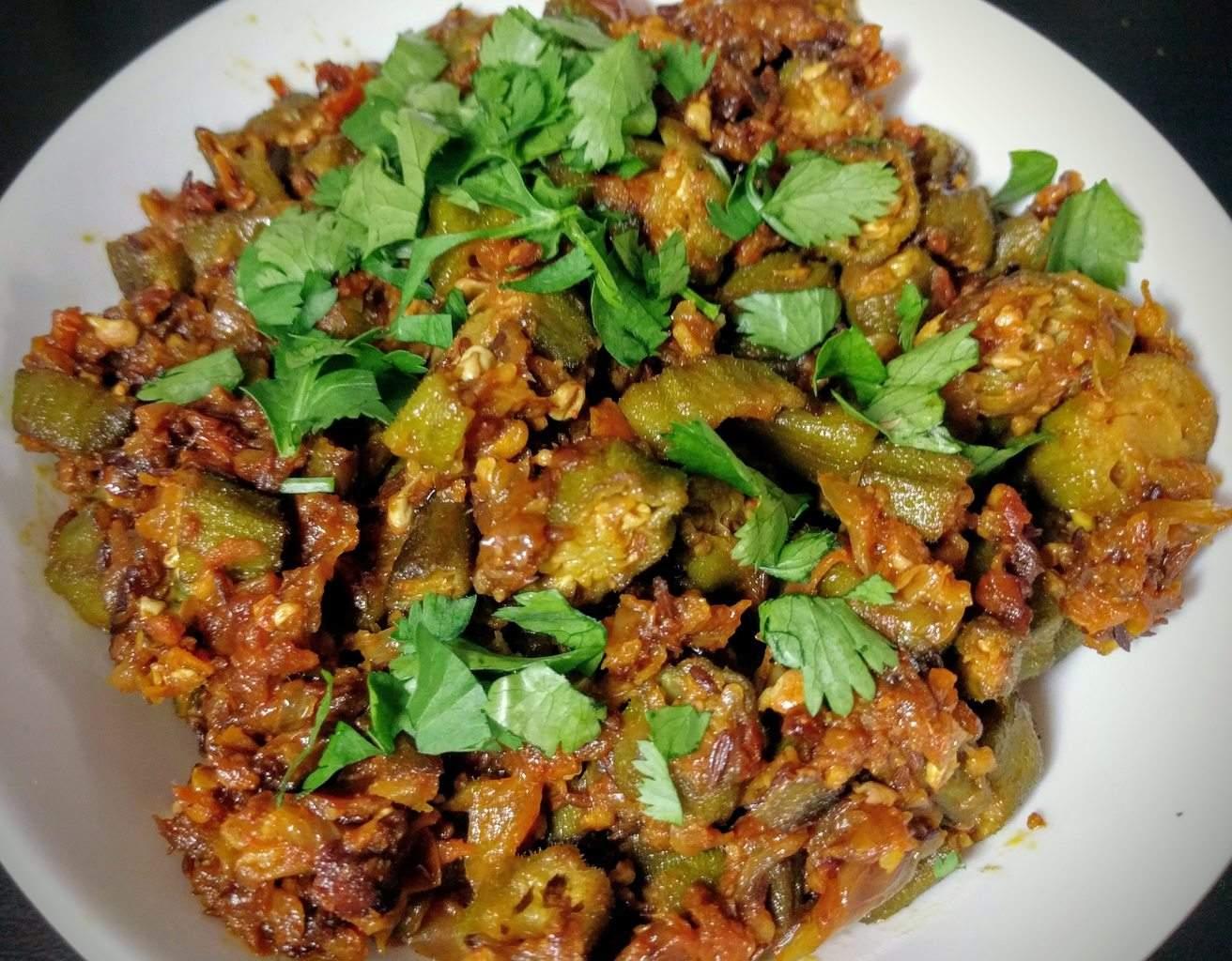 Bhindi Masala Recipe