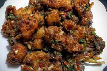 Gobi Manchurian Step By Step Recipe
