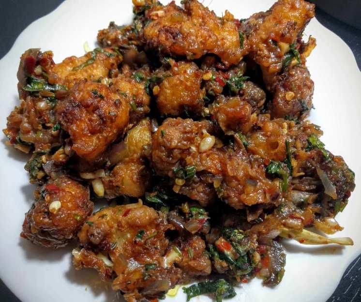 Gobi Manchurian Step By Step Recipe