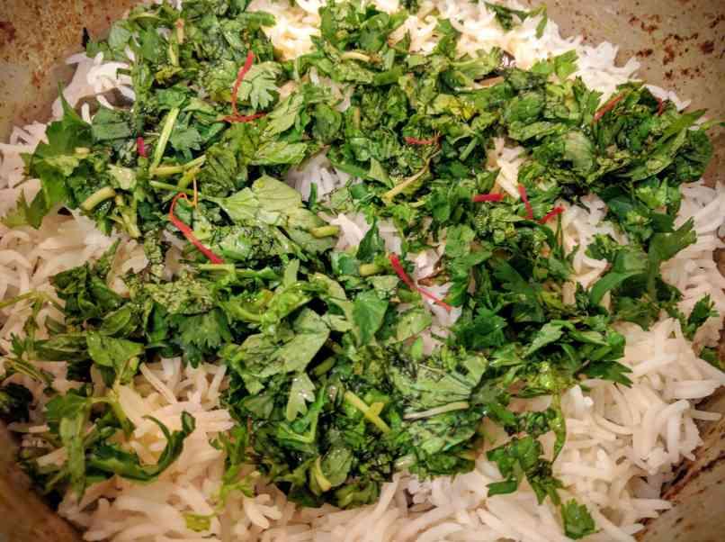 Veg Biryani Recipe Step By Step Instructions 20