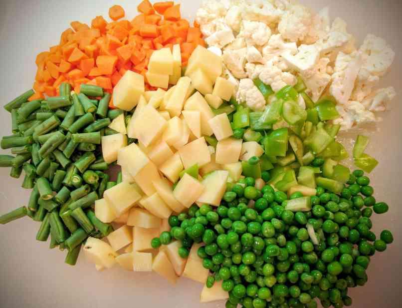Veg Biryani Recipe Step By Step Instructions 5