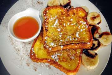 Vegan French Toast Recipe Step By Step Instructions