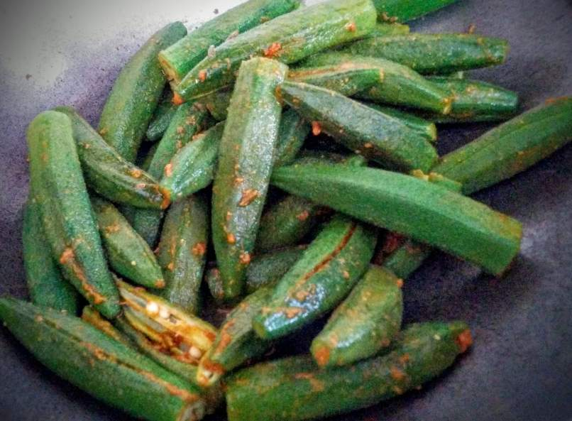 Bharwa Bhindi Recipe Step By Step Instructions 8