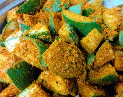 Mango Pickle Recipe Step By Step Instructions 4
