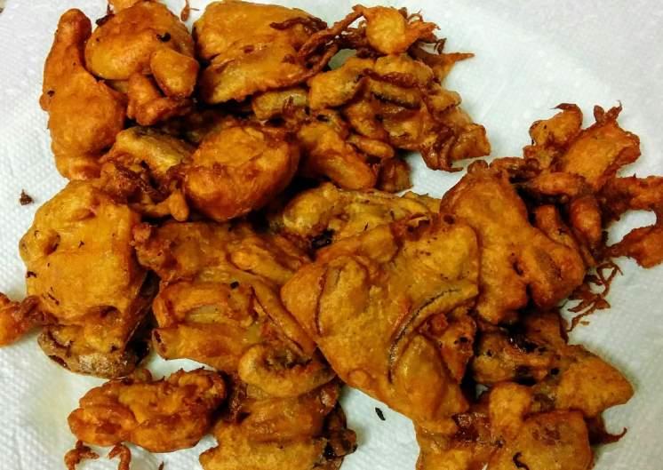 Punjabi Kadhi Pakora Recipe Step By Step Instructions 7