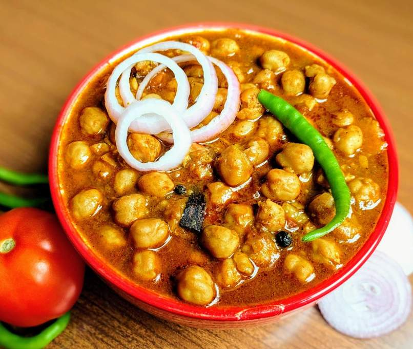 Chole Recipe Punjabi Chana Masala Vegecravings