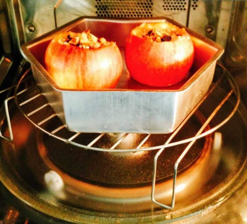 Baked Apples Recipe Step By Step Instructions 4