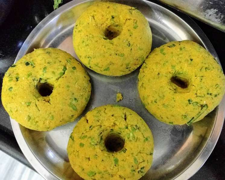 Makki Ka Dhokla Recipe Step By Step Instructions 7