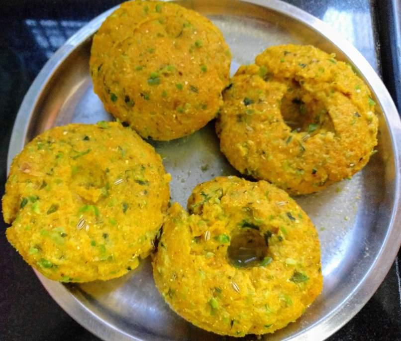 Makki Ka Dhokla Recipe Step By Step Instructions 9