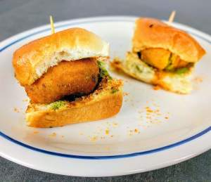 Vada Pav Recipe Step By Step Instructions