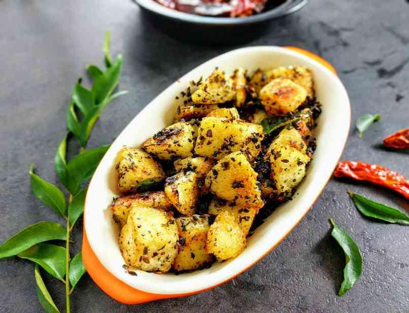 Fried Idli Recipe Step By Step Instructions
