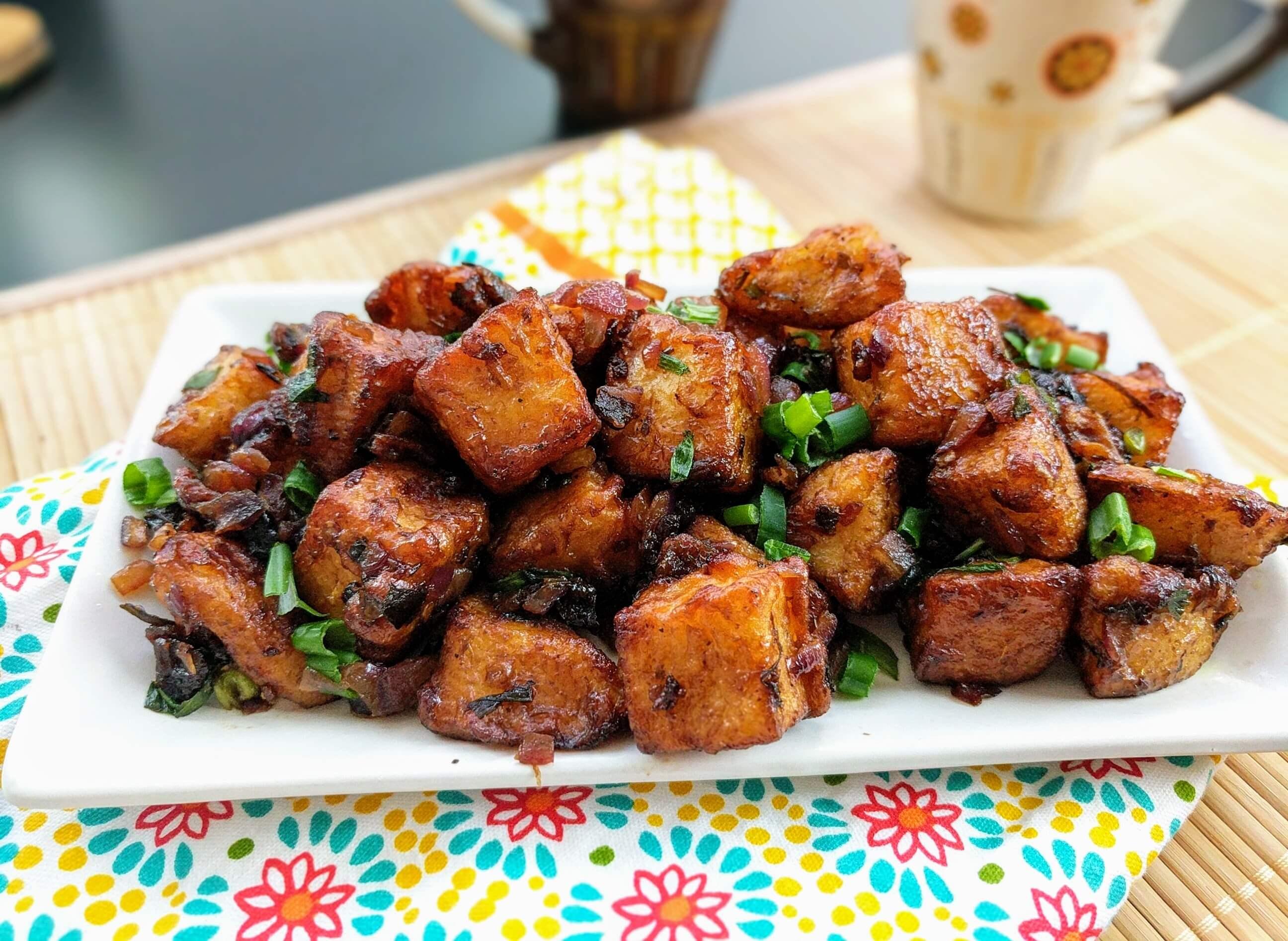 Idli Manchurian Recipe Step By Step Instructions