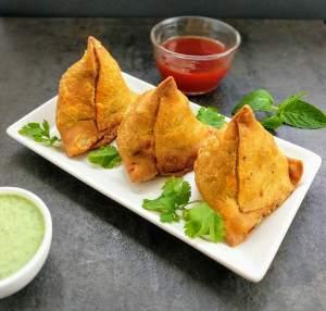 Samosa Recipe Step By Step Instructions