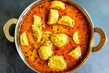 Gatte Ki Sabzi Recipe Step By Step Instructions