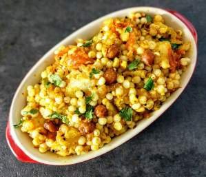 Sabudana Khichdi Recipe Step By Step Instructions 12