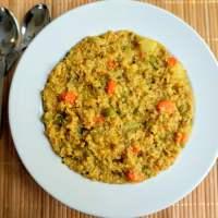 Dalia Recipe | Dalia Khichdi | Masala Vegetable Daliya