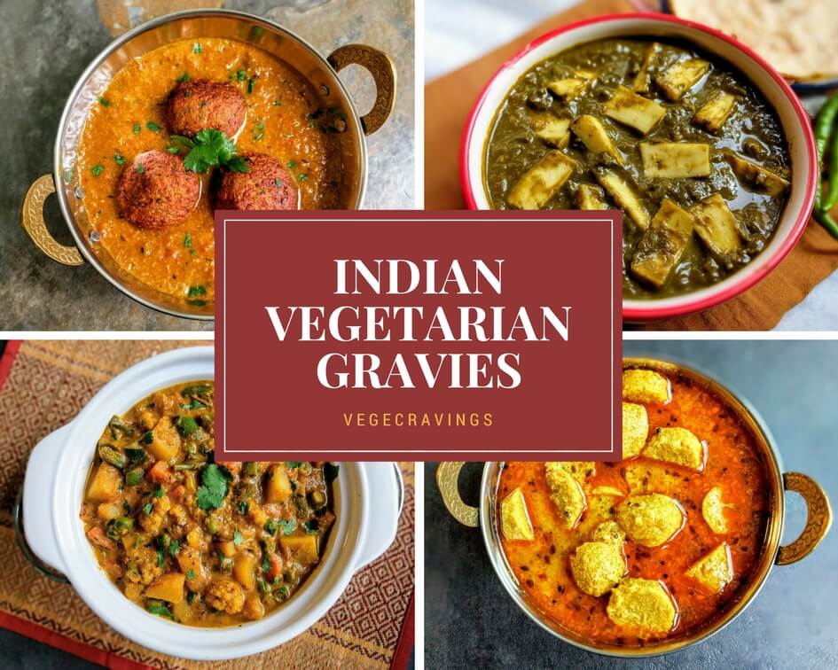 Indian Vegetarian Curries Collection