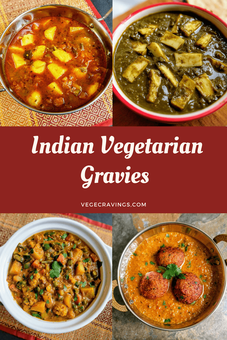 Indian cuisine includes a vast variety of vegetarian curry recipes whose preparation & taste varies by not only different regions but even by families. Indian curries & gravies are an essential part of meals in the country & accompanied by cooked rice or Indian breads. Explore out selection of vegetarian Indian curry recipes.