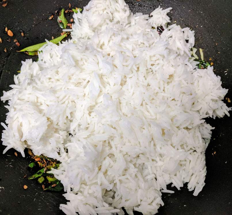 Lemon Rice Recipe Step by Step Instructions 10