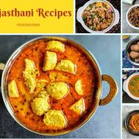Rajasthani Food | 16 Authentic Veg Rajasthani Recipes