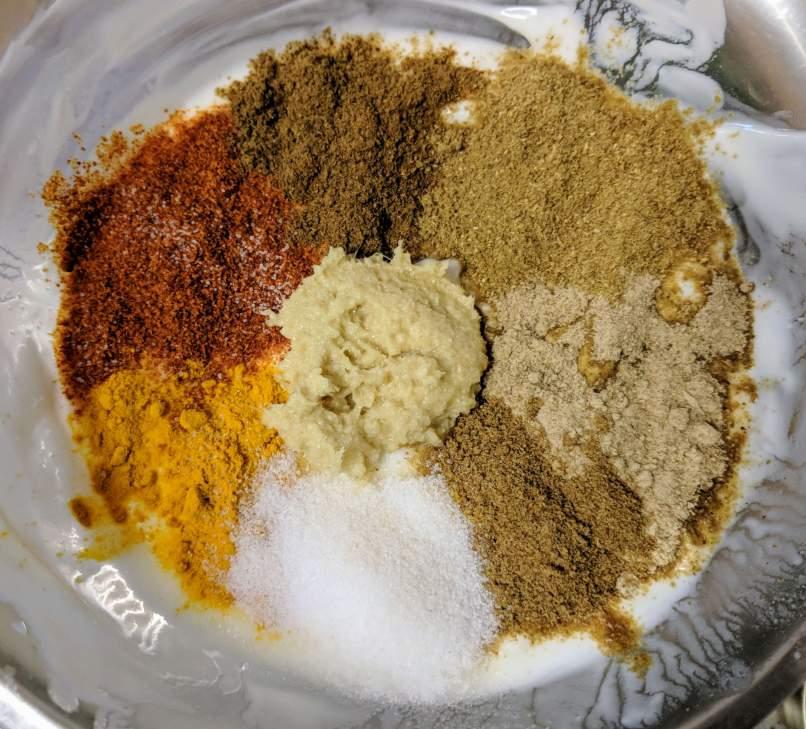 Paneer Tikka Recipe Step By Step Instructions 2