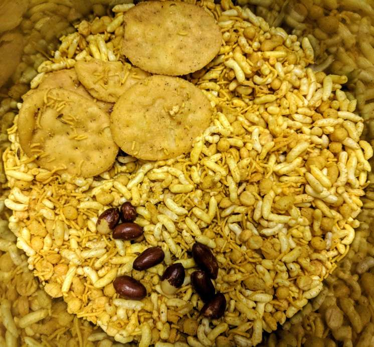 Bhel Puri Recipe Step By Step Instructions 1