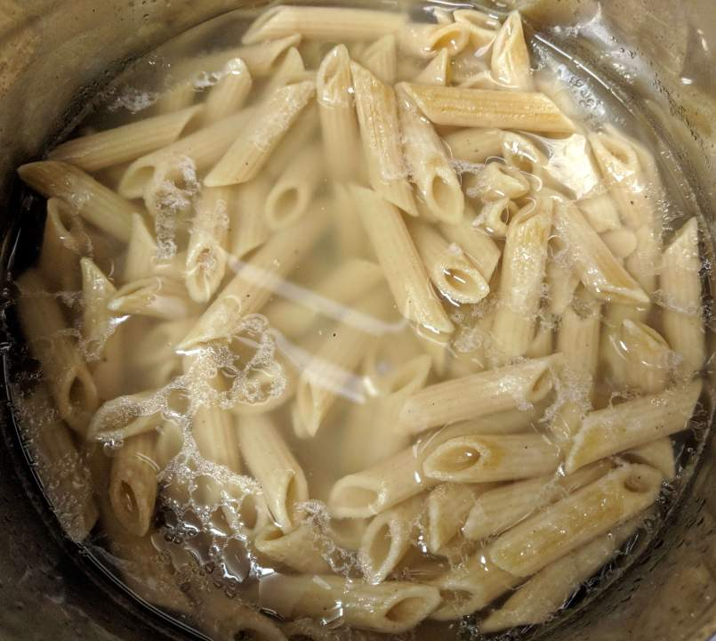 White Pasta Sauce Recipe Step By Step Instructions 2