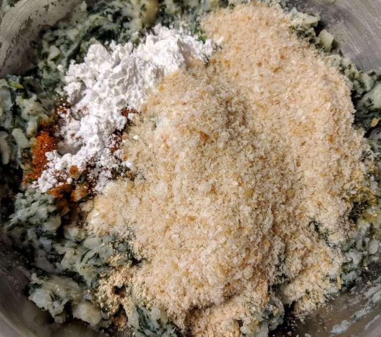 Hara Bhara Kabab Recipe Step By Step Instructions 7