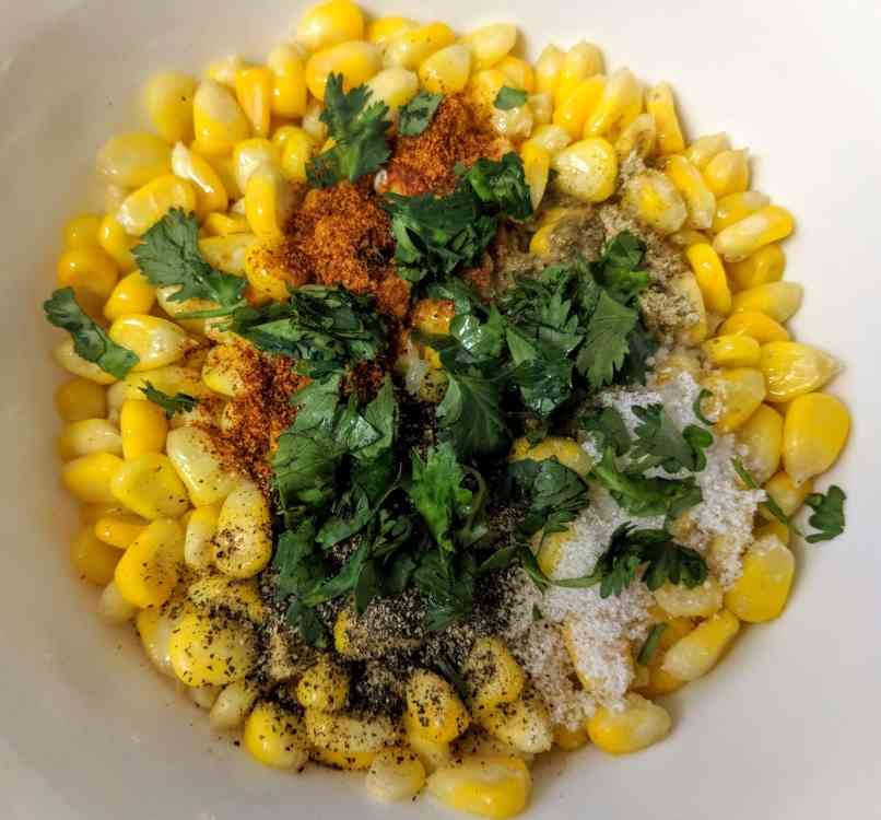 Masala Corn Recipe Step By Step Instructions 7