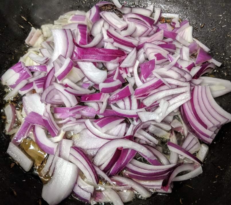Veg Kerala Biryani Recipe Step By Step Instructions 5
