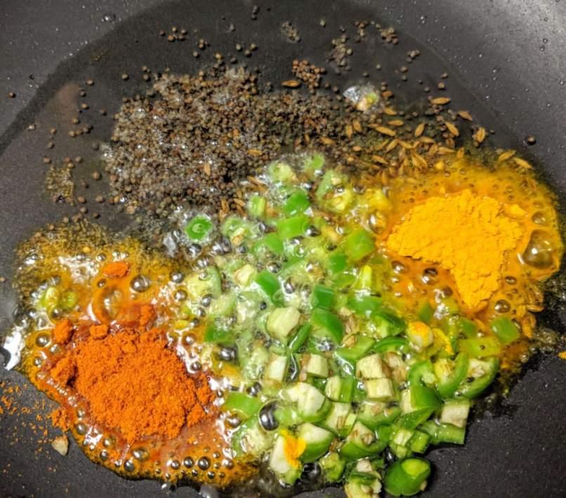 Gajar Ki Sabji Recipe Step By Step Instructions 2