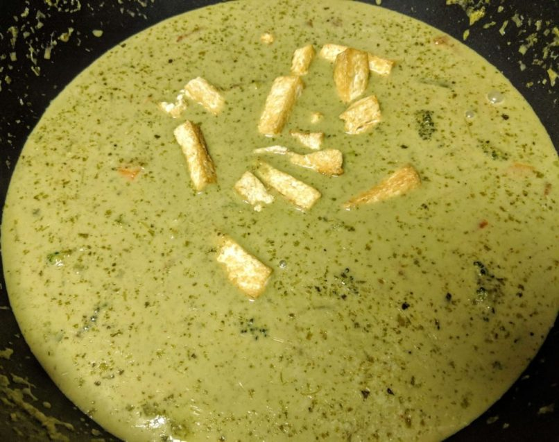 Vegetarian Thai Green Curry Recipe Step By Step Instructions 18
