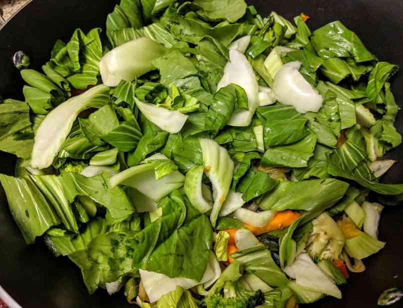 Vegan Pad Thai Recipe Step By Step Instructions 13
