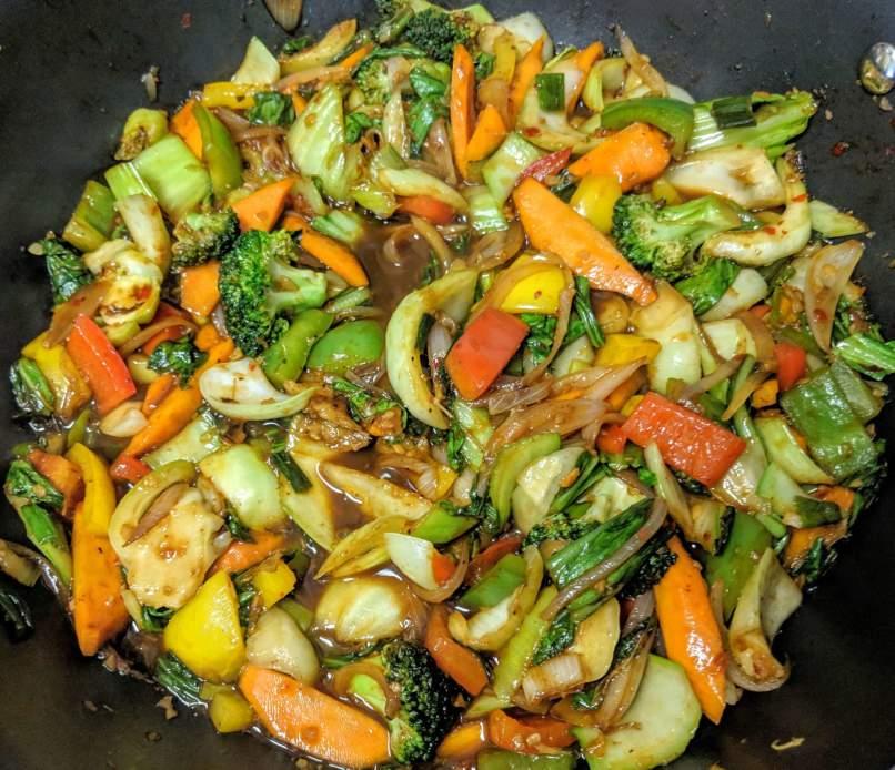 Vegan Pad Thai Recipe Step By Step Instructions 15